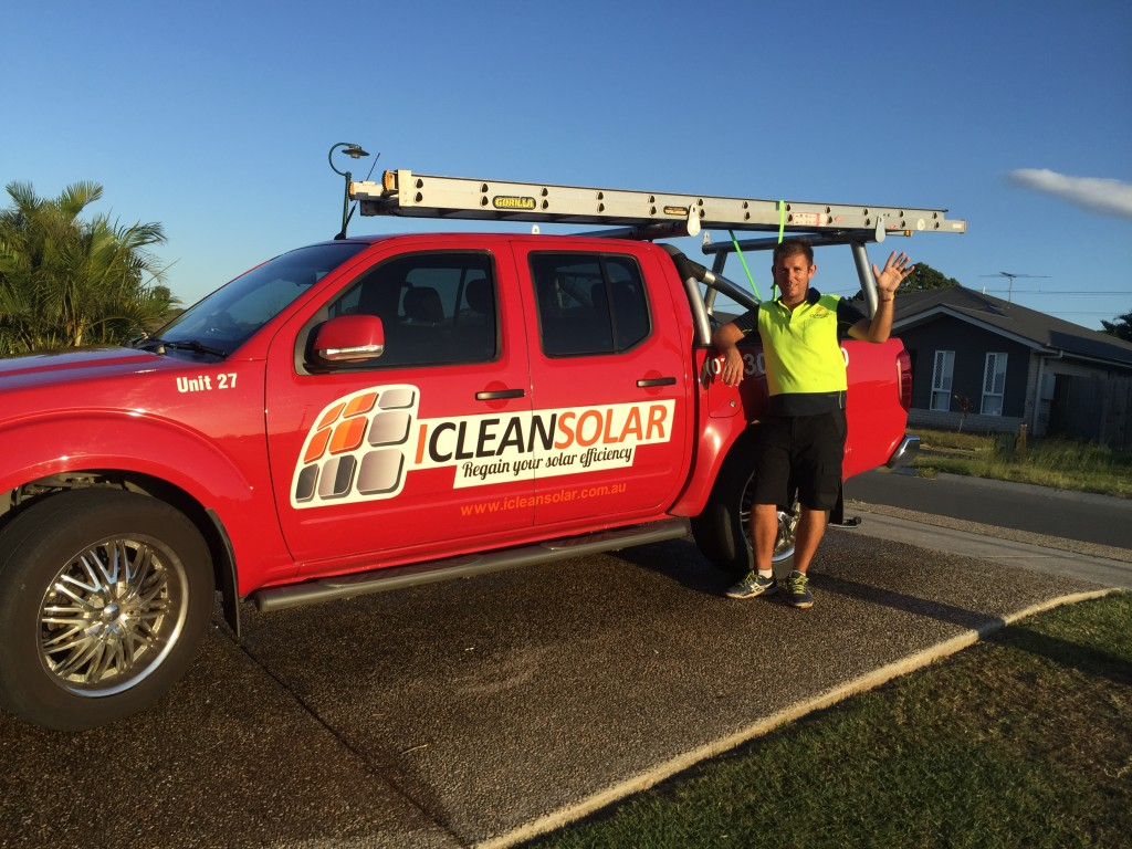 Solar Panel Cleaning In Brisbane About I Clean Solar