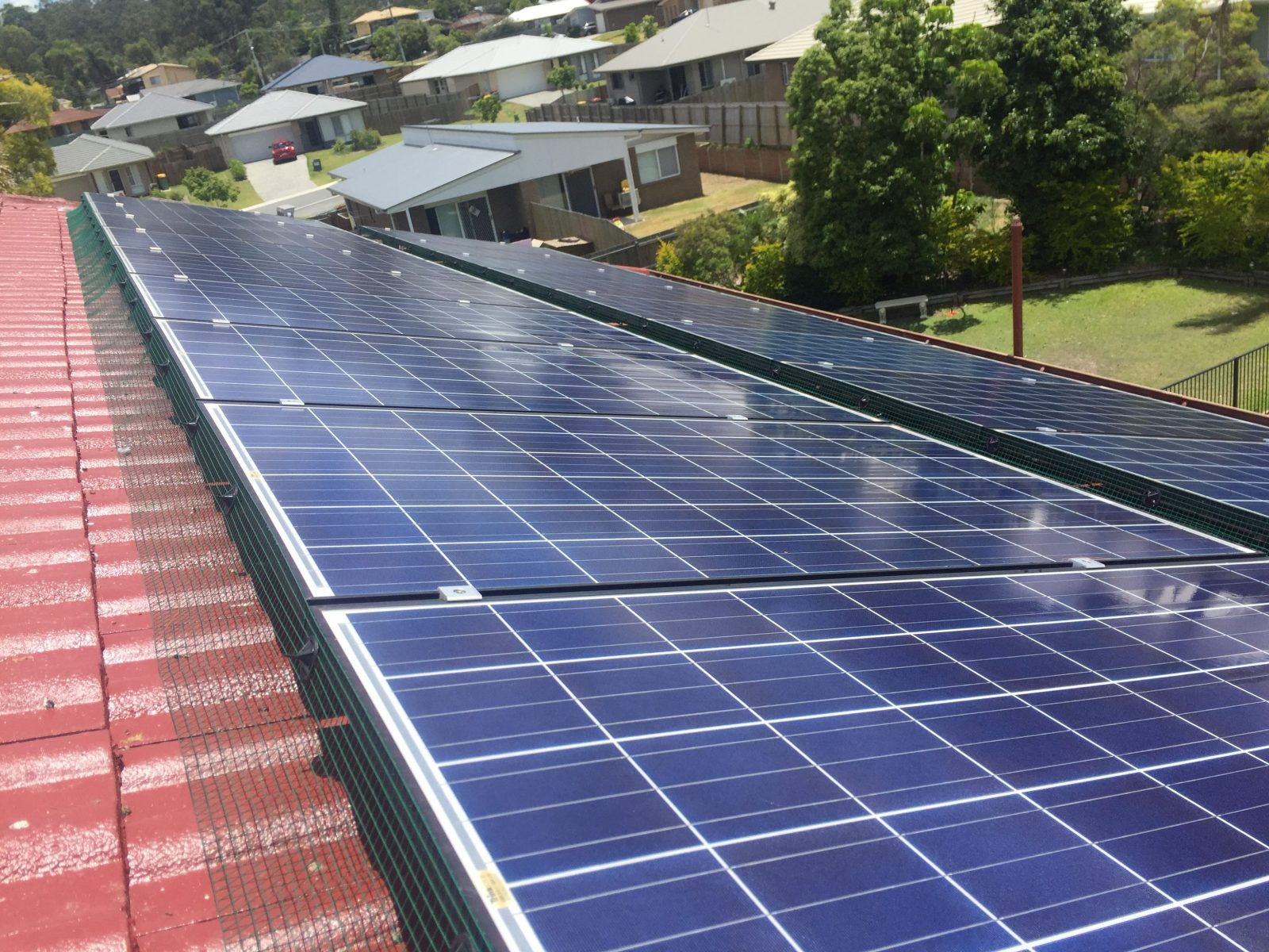 Bird Proofing Solar Pigeon Proofing Solar Panels I