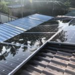 Rockhampton solar panel cleaning